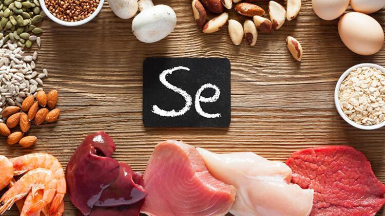 4-Selenyum açısından zengin gıdalar ile beslenin