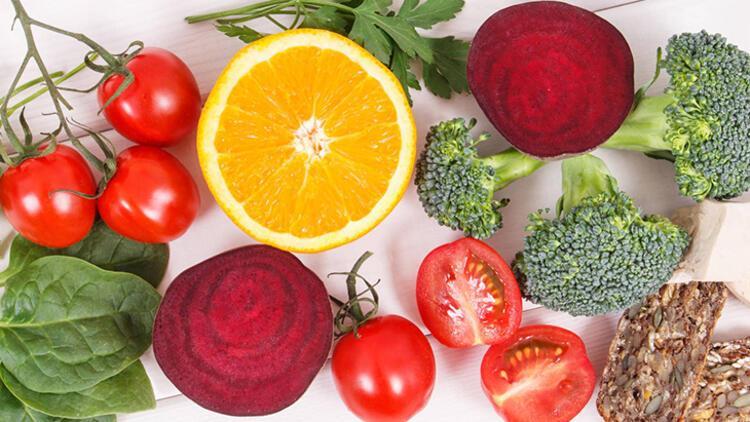 7-Folik asit (folat) tüketin