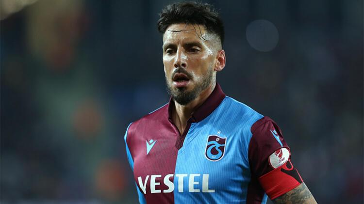 Jose Sosa - Trabzonspor