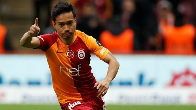 Nagatomo - Galatasaray
