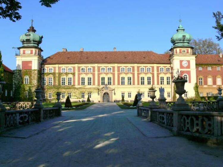 4- Potocki Sarayı