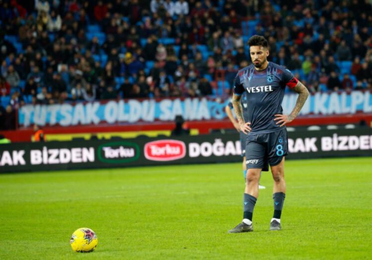 - Sosanın da birçok dokunuşu var. Trabzonsporda çok mutlu gözüküyor.