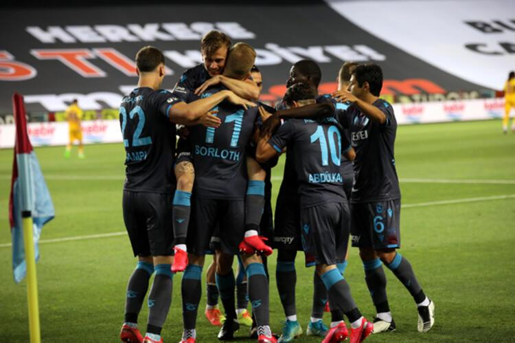 - Trabzonspor, ligde üst üste 2 haftadır berabere kalıyor. Pandeminin ardından Trabzonsporun genel durumu hakkında neler düşünüyorsun