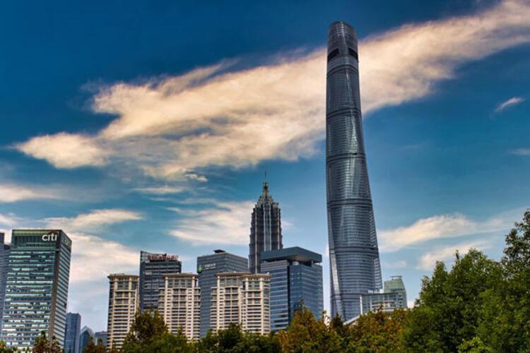 Shanghai Tower, Şangay