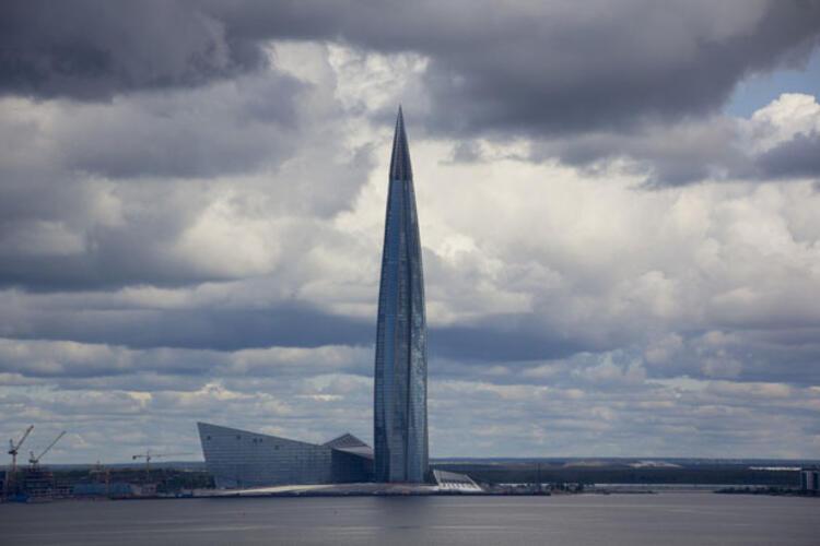 Lakhta Tower, St. Petersburg