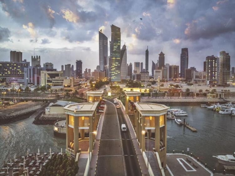 Al Hamra Tower, Kuveyt