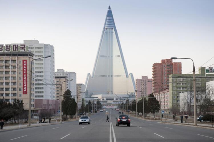 Ryugyoong, Pyongyang