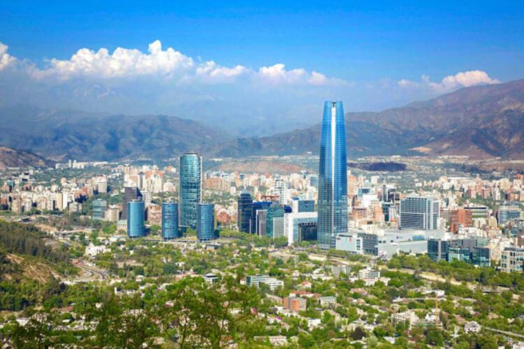 Grand Torre Santiago, Santiago de Chile