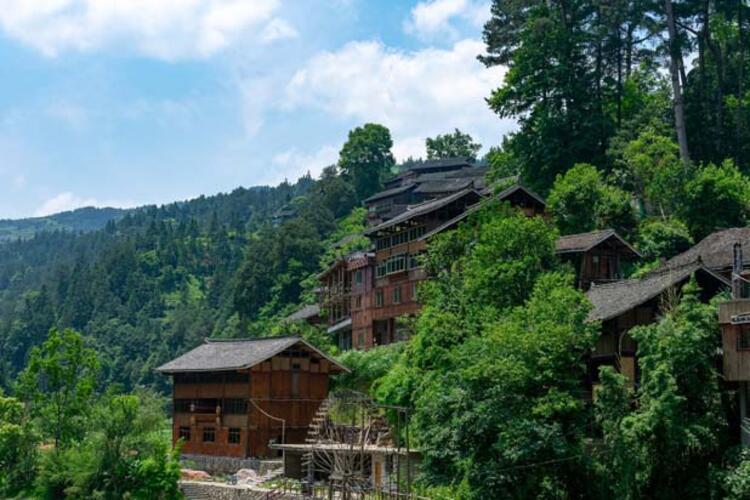 Burası dünyanın en zengin köyü