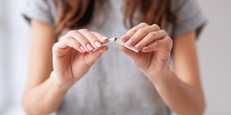 Sigara ve alkolü hemen bırakın
