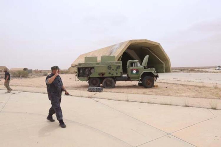 Libyada Hafter saflarındaki yabancı paralı askerlerin sayısı artıyor