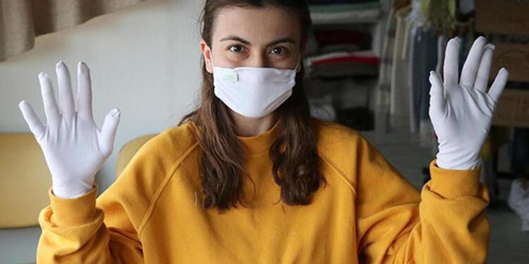 Terden ıslanan maskeyi kullanmayın