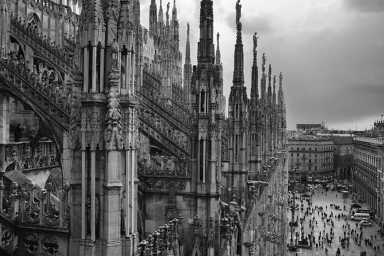 1) Duomo di Milano