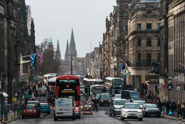 Edinburgh, İskoçya