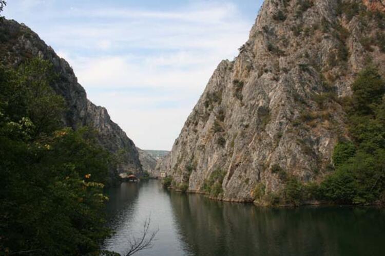 1) Matka Kanyonu