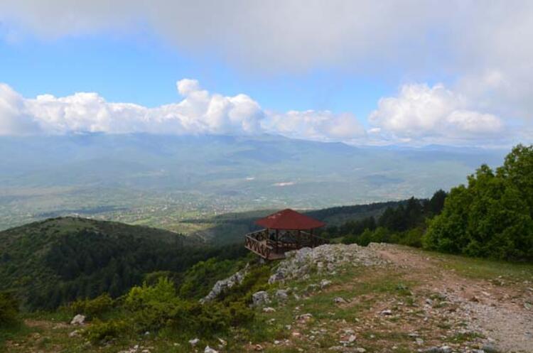 8) Baba Dağı