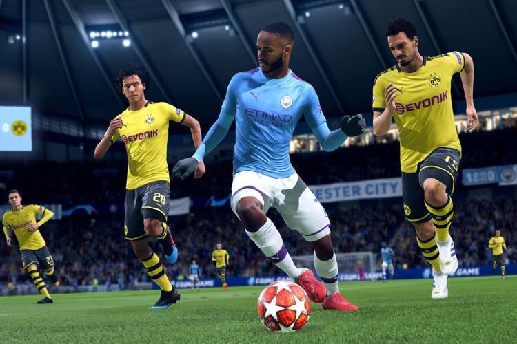 FIFA 21 Ultimate Sürüm: 699,90 TL (EA Access üyeleri için 629,91 TL)
