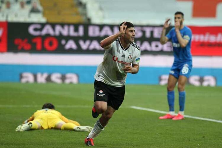 Güven Yalçın 25 hafta sonra gol attı