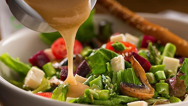 Çıtır Mikrobiyota Salatası tarifi