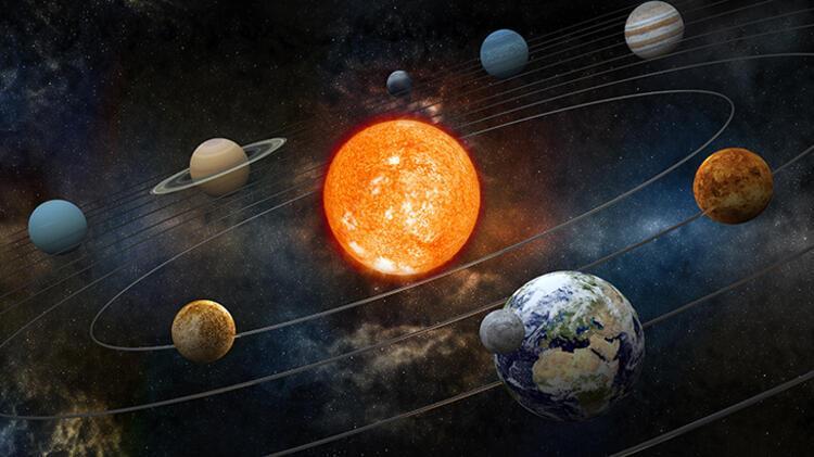 Güneş - Plüton karşıtlığı