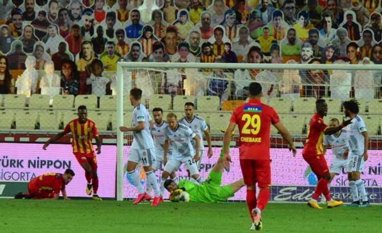 Beşiktaş, VAR ile penaltı kazandı