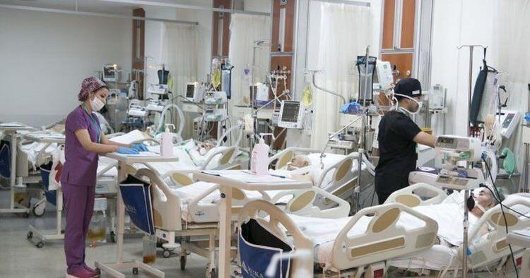 İstanbul - Yeni Hastane Yatışları: 68