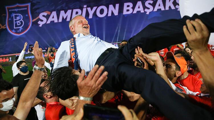 Konyasporun galibiyeti şampiyonluk kutlamalarını erken başlattı
