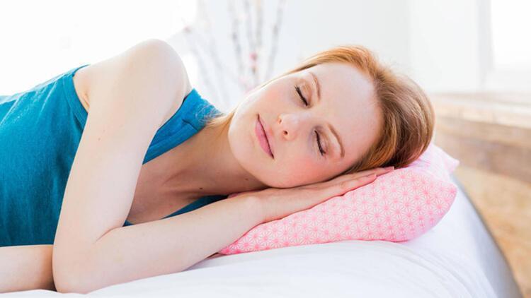 Biyolojik saate uyumlu şekilde yatıp, kalkılmalıdır.