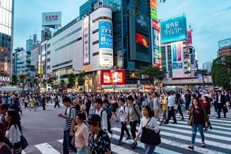 1. Tokyo, Japonya