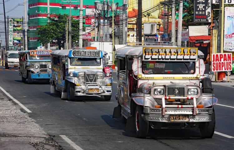 5. Manila, Filipinler