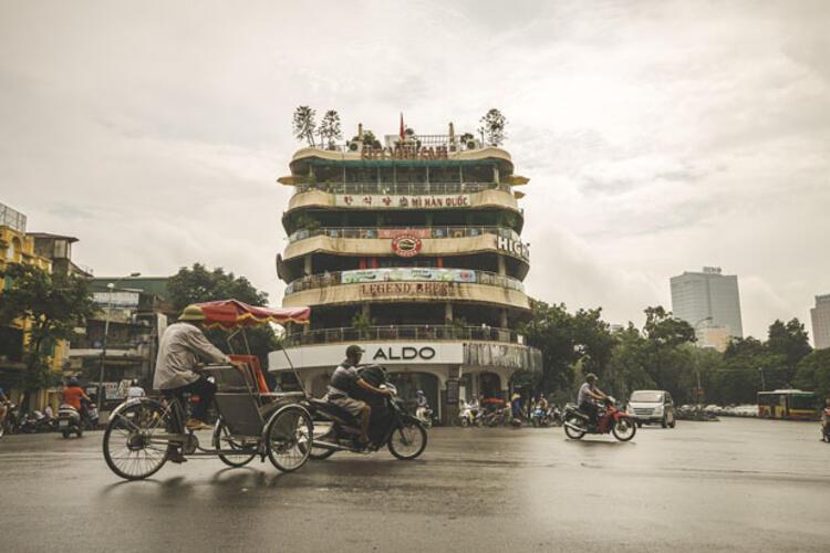 7. Hanoi, Vietnam