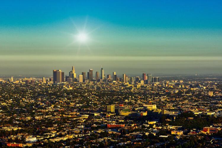 9. Los Angeles, ABD