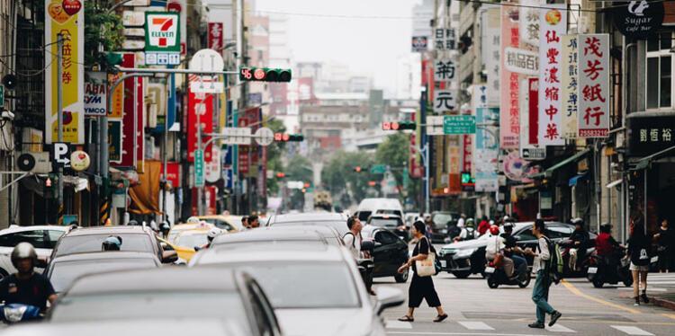 8. Taipei, Tayvan