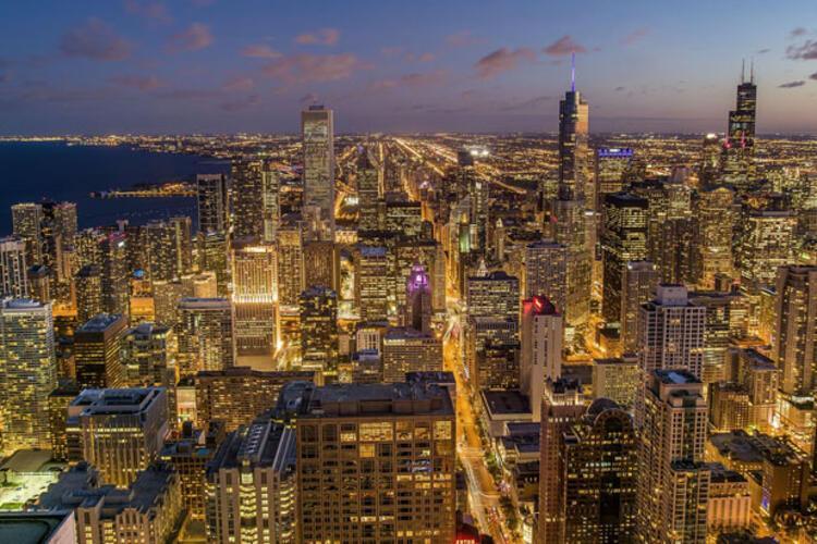 12. Chicago, ABD