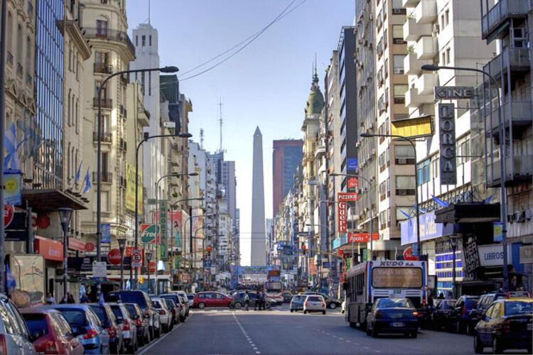 10. Buenos Aires, Arjantin