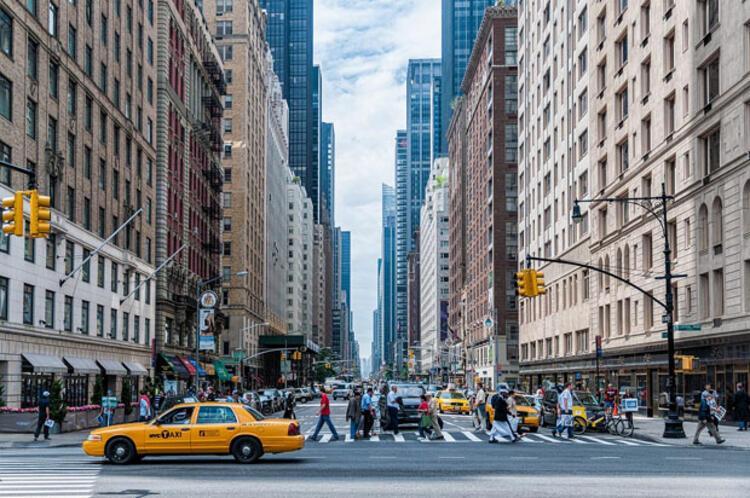 17. New York, ABD