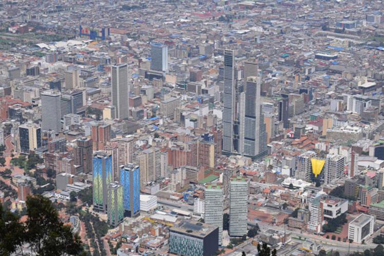 15. Bogota, Kolombiya
