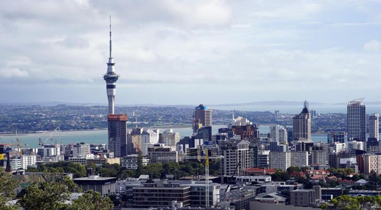 19. Auckland, Yeni Zelanda