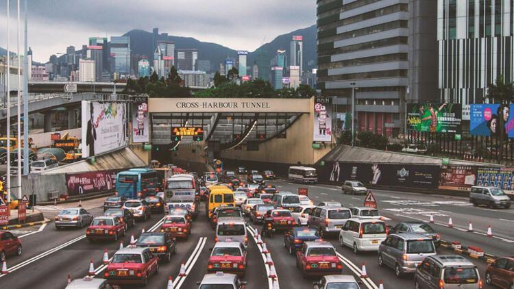 20. Hong Kong