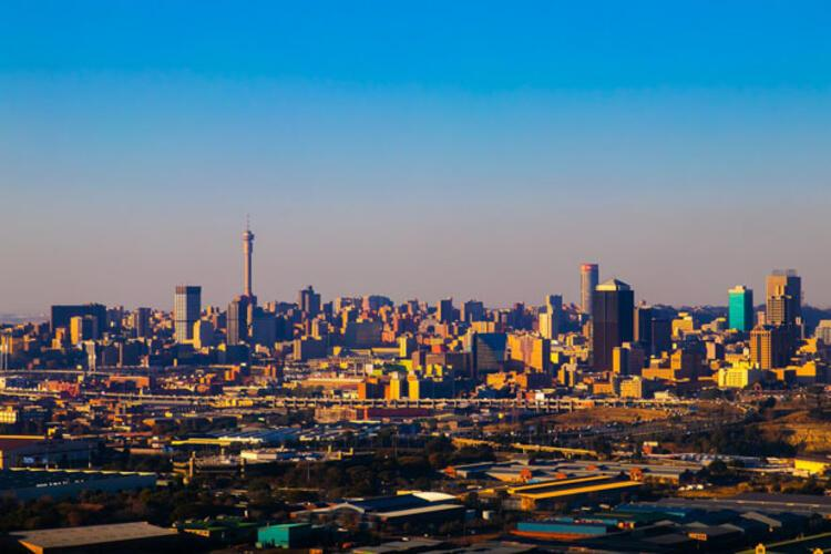 18. Johannesburg, Güney Afrika Cumhuriyeti