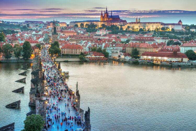 Prag, Çekya