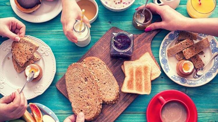 En büyük hata kahvaltı yapmamak