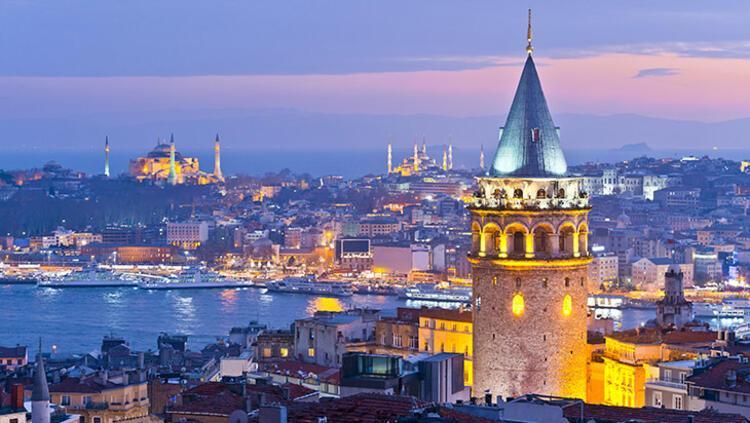 Mutlu haber için İstanbul'da!