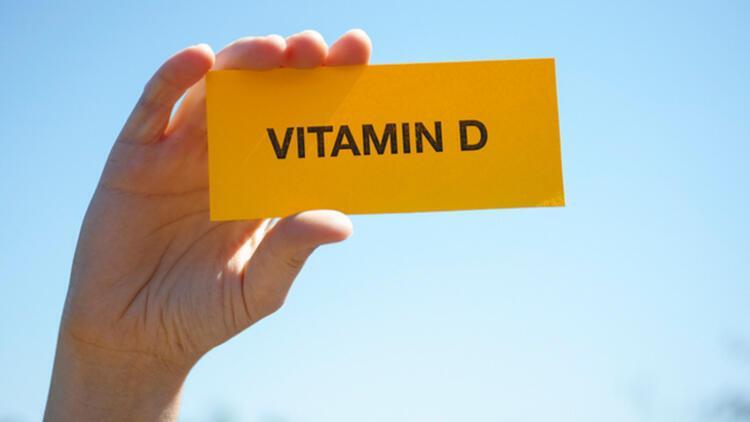 D vitamini en çok hamgi besinlerde bulunur