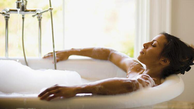 2. Banyoda uzun süre kalmak