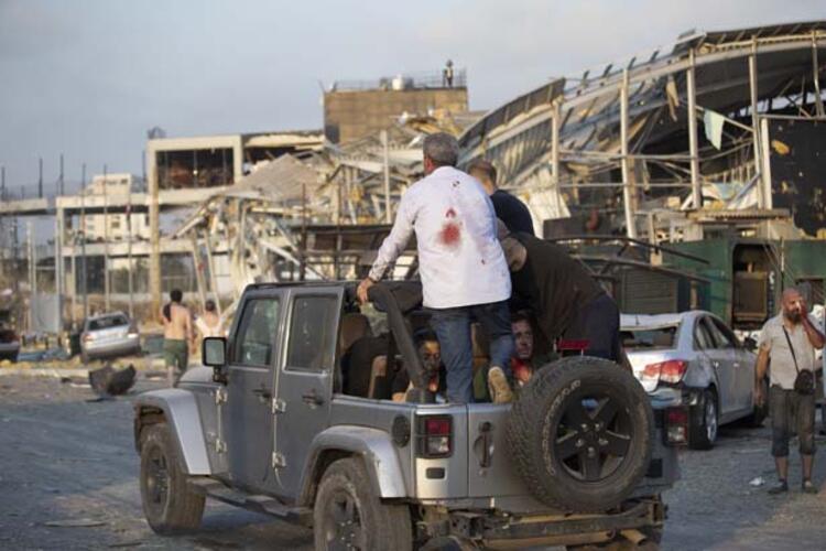 Amonyum nitratı Lübnan ordusuna satalım