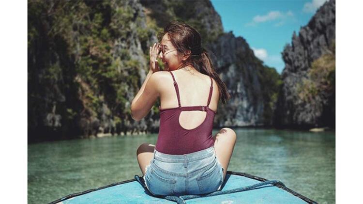6: Teknenin bütün köşelerinde poz verin.