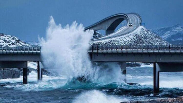 Atlantik Otoyolu, Norveç