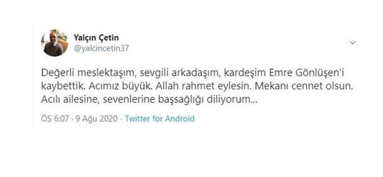 Yalçın Çetin: