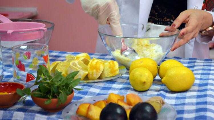 Limonatadaki şeker miktarına dikkat